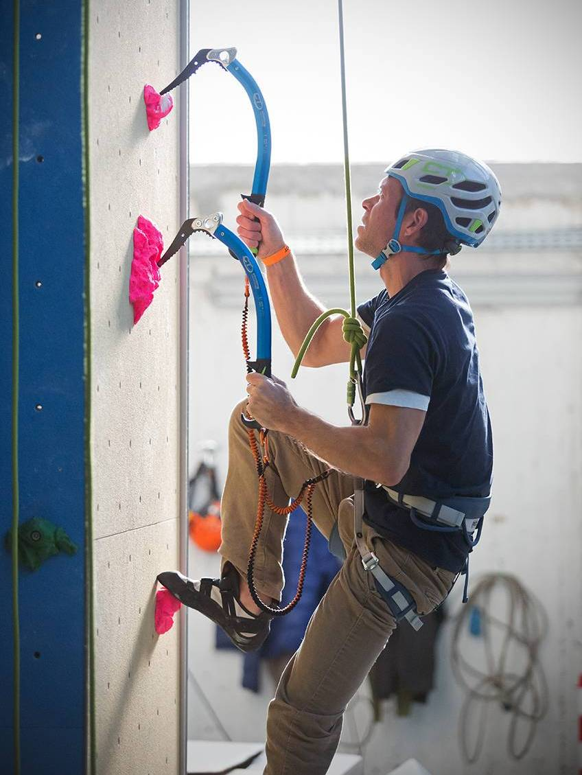 dry tooling workshop milano climbing expo urban wall competizione arrampicata