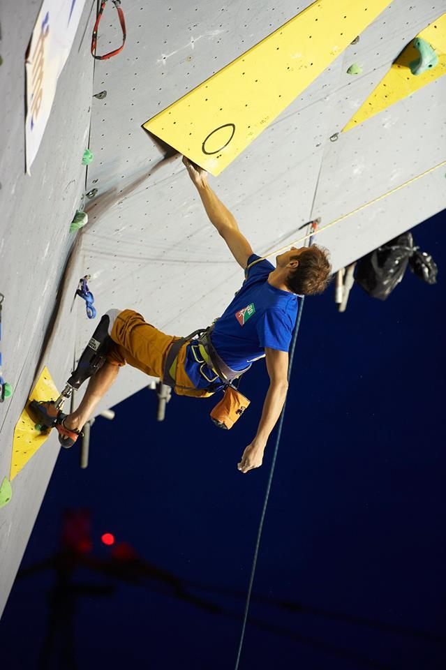 Le attività dedicate al Paraclimbing del Milano Climbing Expo 2019