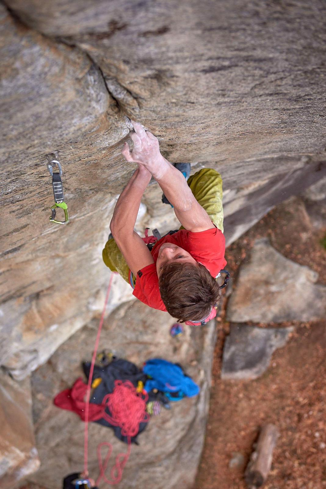 nicolò balducci boulder contest milano climbing expo urban wall competizione arrampicata